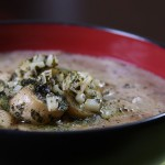 Vegan Clam Chowder