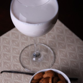 Raw Almond Milk