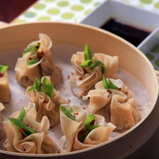 Lemongrass and Cilantro Shumai