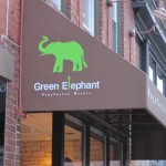 a Review of Green Elephant restaurant in Portland, Maine