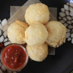 Deep-Fried Vegan Ricotta Puffs