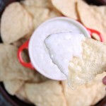 Vegan Queso Blanco Dip