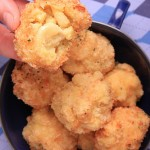Deep-Fried Vegan Mac and Cheese