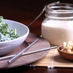 Raw Tahini and Cashew Dressing