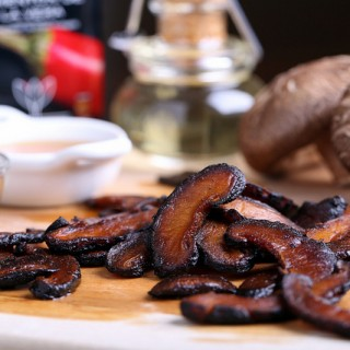 Shiitake Bacon