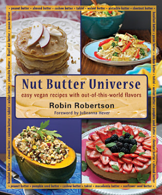 Nut Butter Universe, by Robin Robertson
