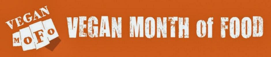 2013 Vegan Mofo logo