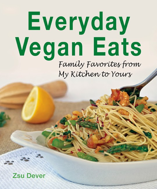 Everyday Vegan Eats, by Zsu Dever