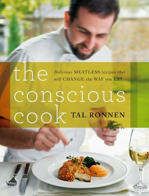 The Conscious Cook, by Tal Ronnen