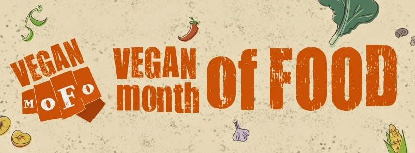 2014 Vegan MoFo logo