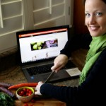 Erin Wysocarski of Olives for Dinner Rouxbe Plant-Based Professional Certification Course