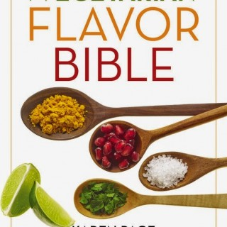 The Vegetarian Flavor Bible, by Karen Page and Andrew Dornenburg
