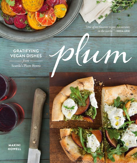 Plum cookbook, by Makiini Howell