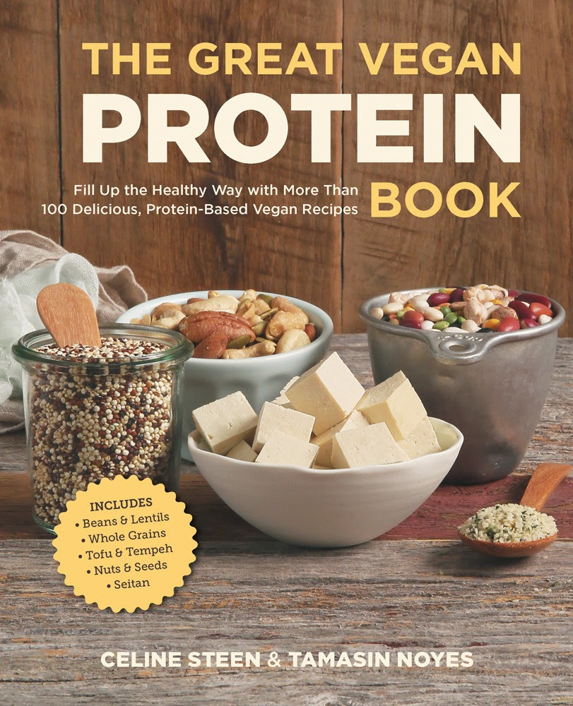 The Great Vegan Protein Book, by Celine Steen and Tamasin Noyes