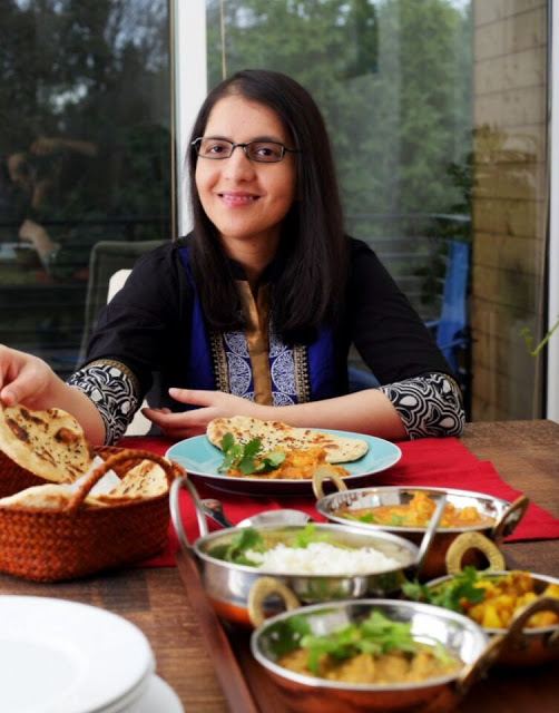 Richa Hingle of Vegan Richa