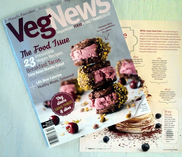 VegNews - The Food Issue