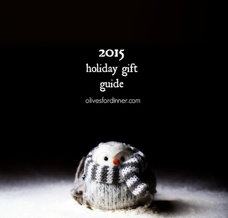 2015 Vegan Cookbook Gift Guide