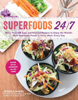 Superfoods 24/7, by Jess Nadel