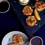 Spicy Vegan Shrimp Cakes