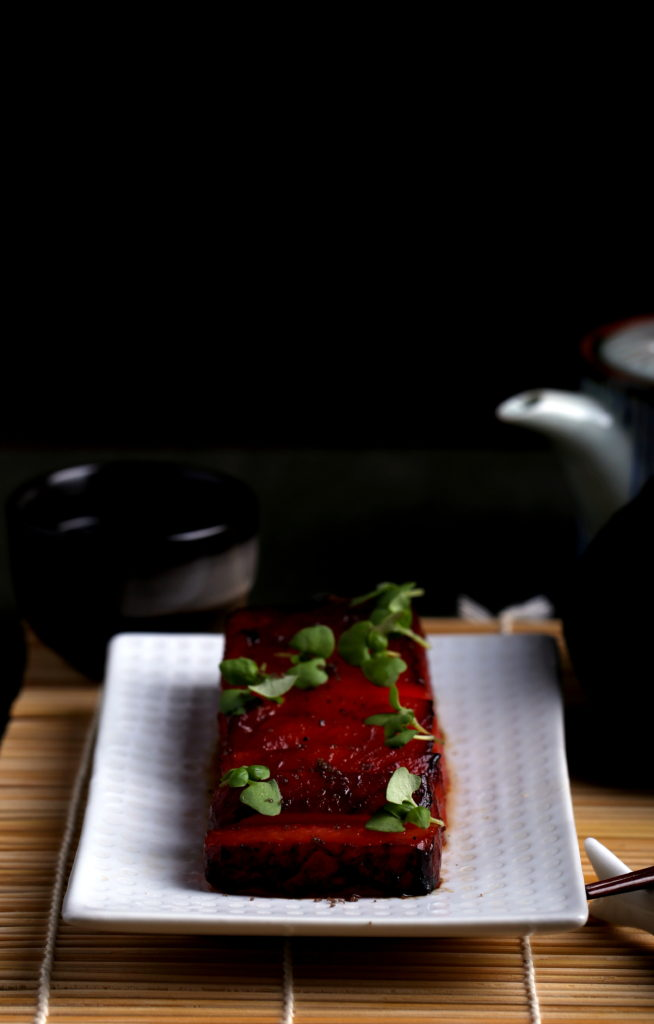 Savory + Seared Watermelon
