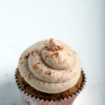 High-Rise Pumpkin Cupcakes from Oh She Glows Every Day