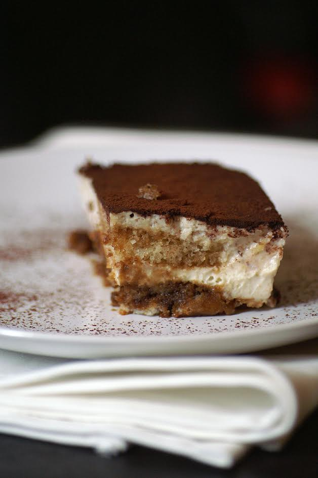 Vegan Tiramisu - photo by Seitan Is My Motor