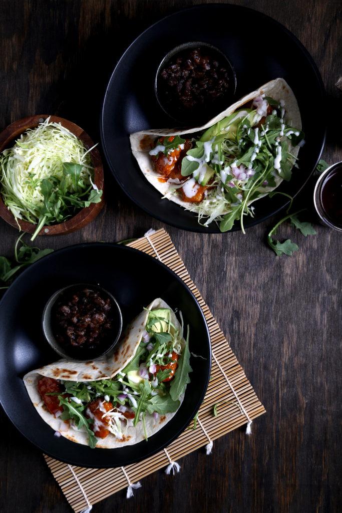 Veggie Grill Copycat Recipe-Koreatown Tacos4