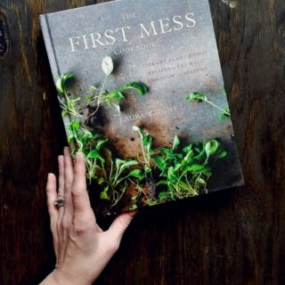 The First Mess Cookbook review on Olives for Dinner