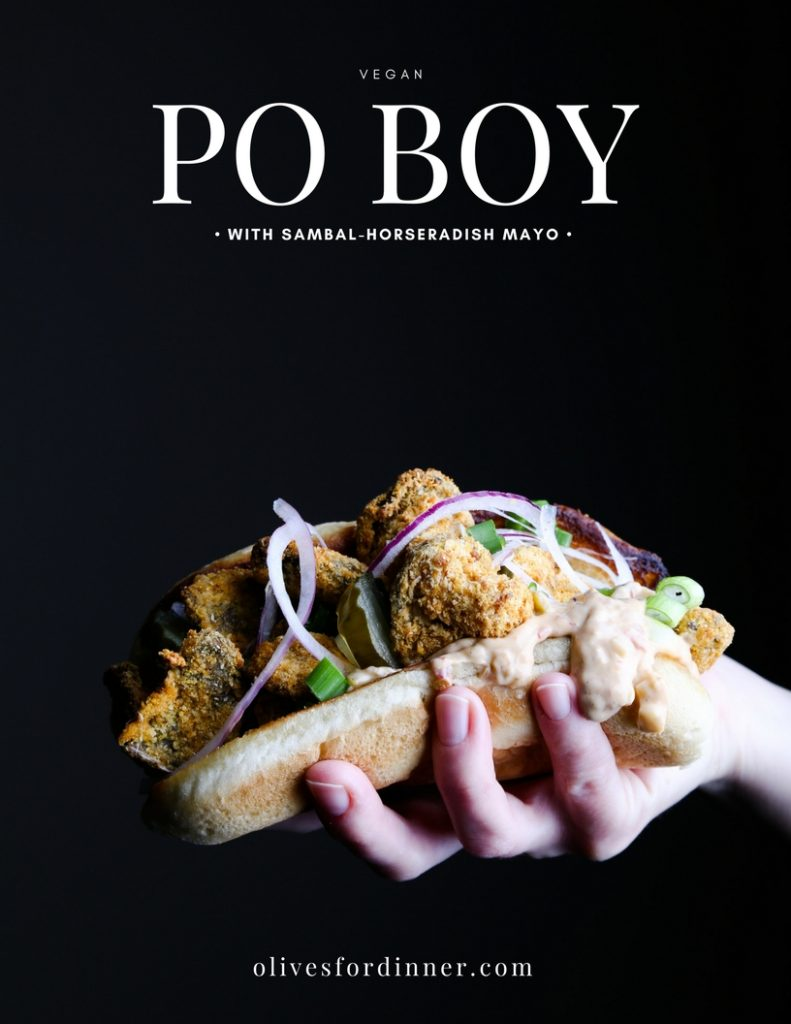 Vegan Po Boy