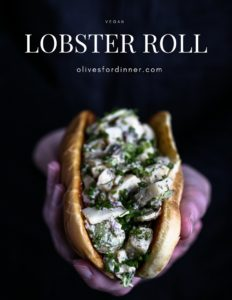 Vegan Lobster Roll