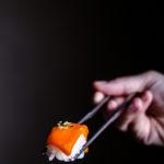 Bell Pepper Sushi