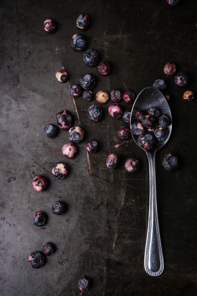 Homegrown Organic Farms Freeze-Dried Blueberries