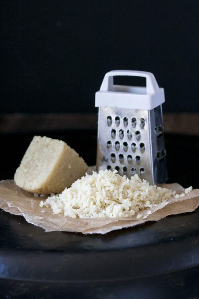 Vegan Grateable Parmesan Cheese by Sophia DeSantis