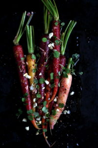 crossroads carrots