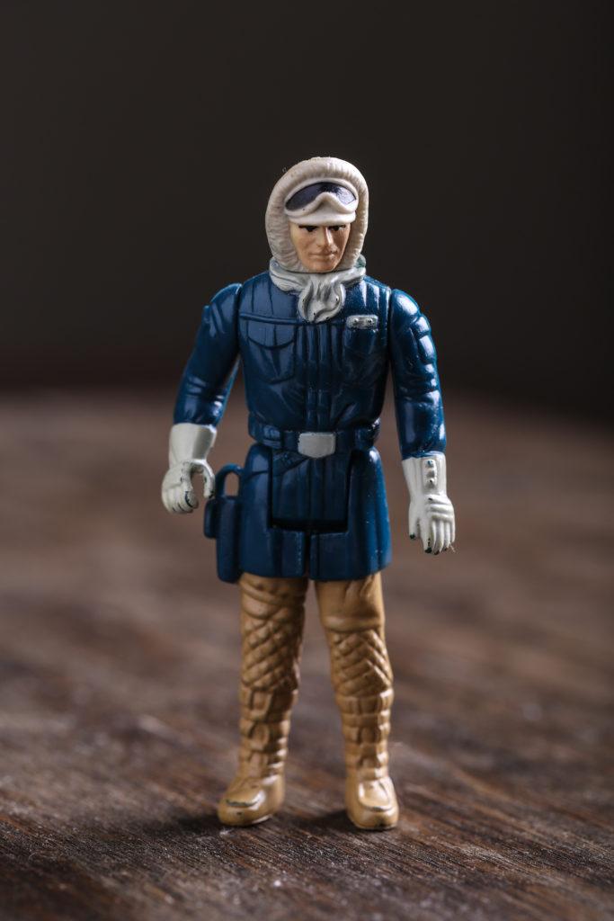 Han Solo figurine