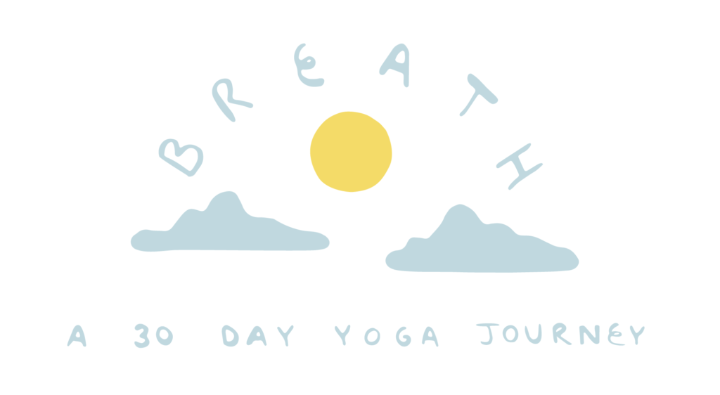 yoga with adriene, breath: a 30-day journey